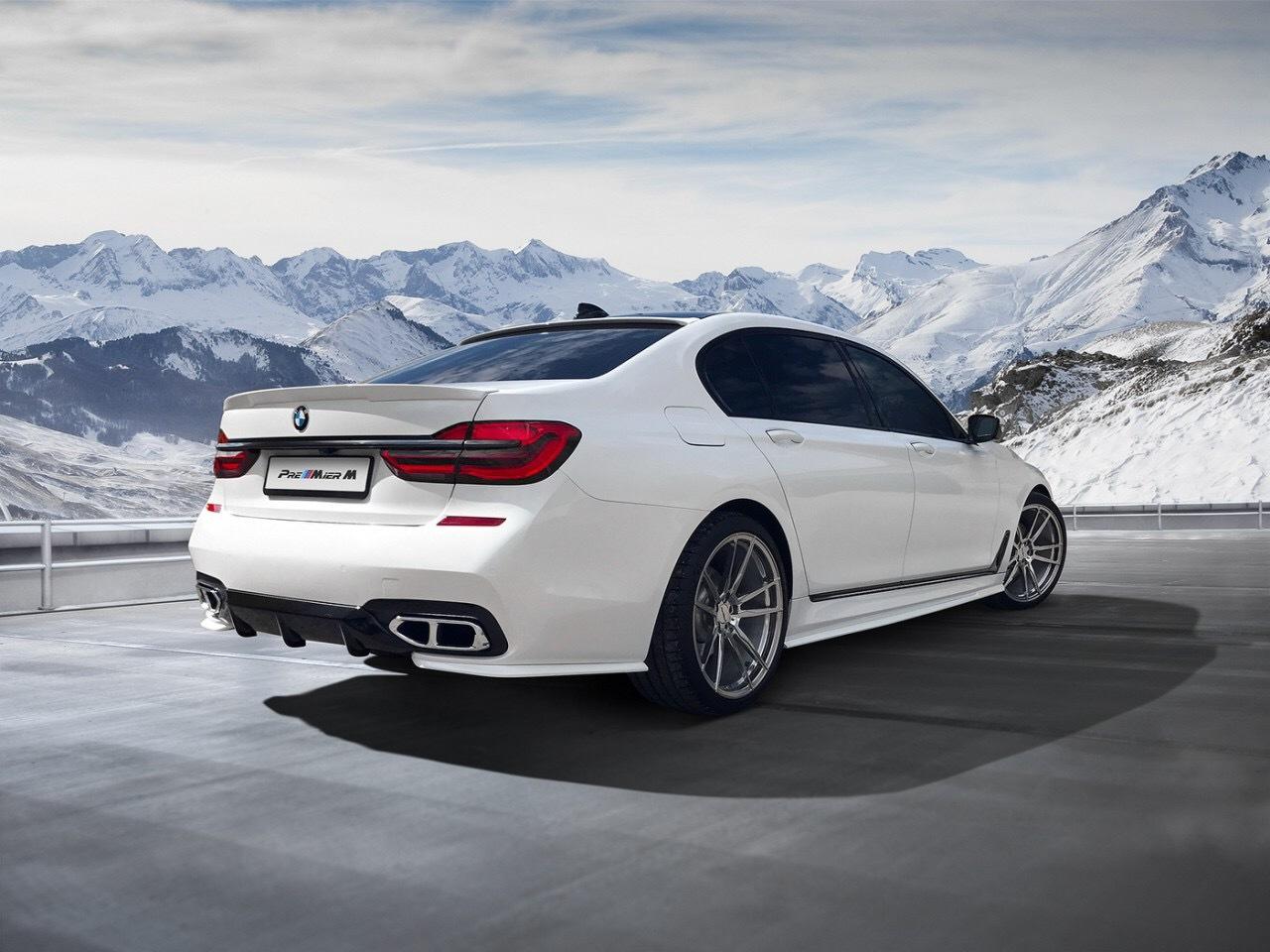 Обвес Ronin Design для BMW 7er G11/12