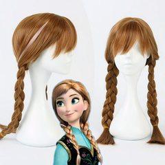 Парик Анны для девочки