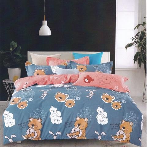 Подростковое постельное белье хлопок 1,5 сп.  BEALS
