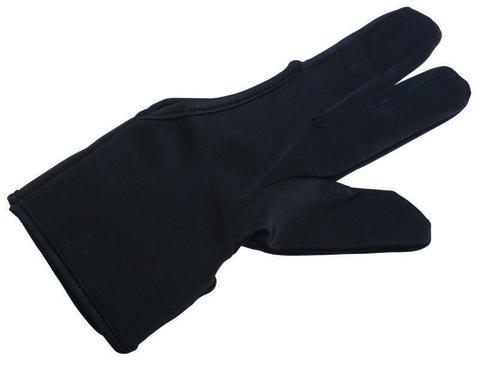 Перчатка Dewal для защиты пальцев рук, при работе с горячими парикмахерскими инструментами