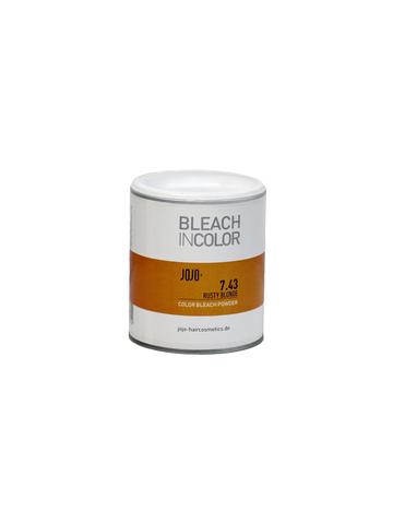 Порошок для осветления волос  7.43 rusty blonde