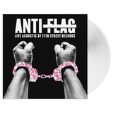 Anti-Flag / Live Acoustic At 11th Street Records (Clear Vinyl)(LP)