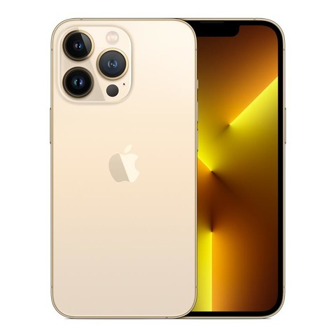iPhone 13 Pro, 1 тб, золотой