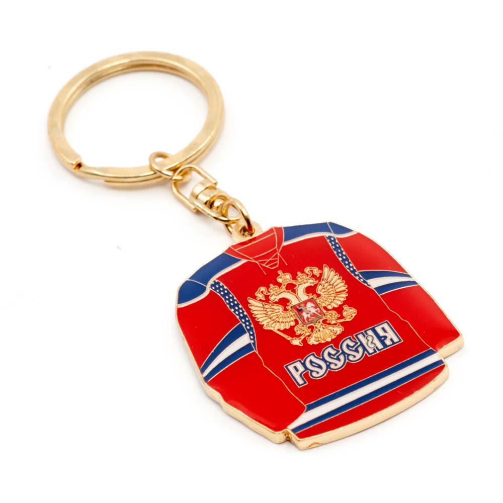 Брелок Россия хоккейка