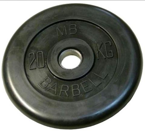 Диск Barbell MB 20 кг (26 мм)