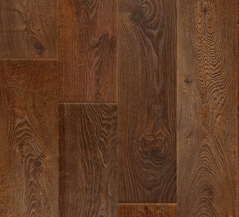 Ламинат Эстетика Дуб Натур коричневый, 1292*194*9мм, 33кл,(7 шт в пачке), 9 мм, 1,754