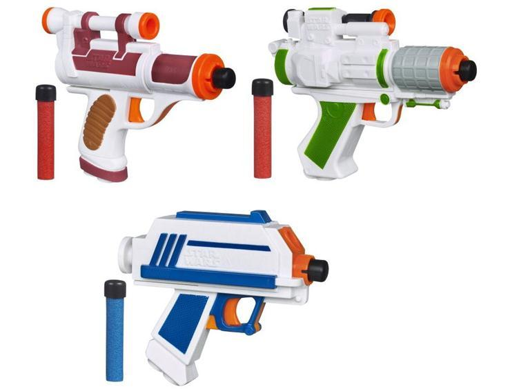 Star Wars Action Blasters