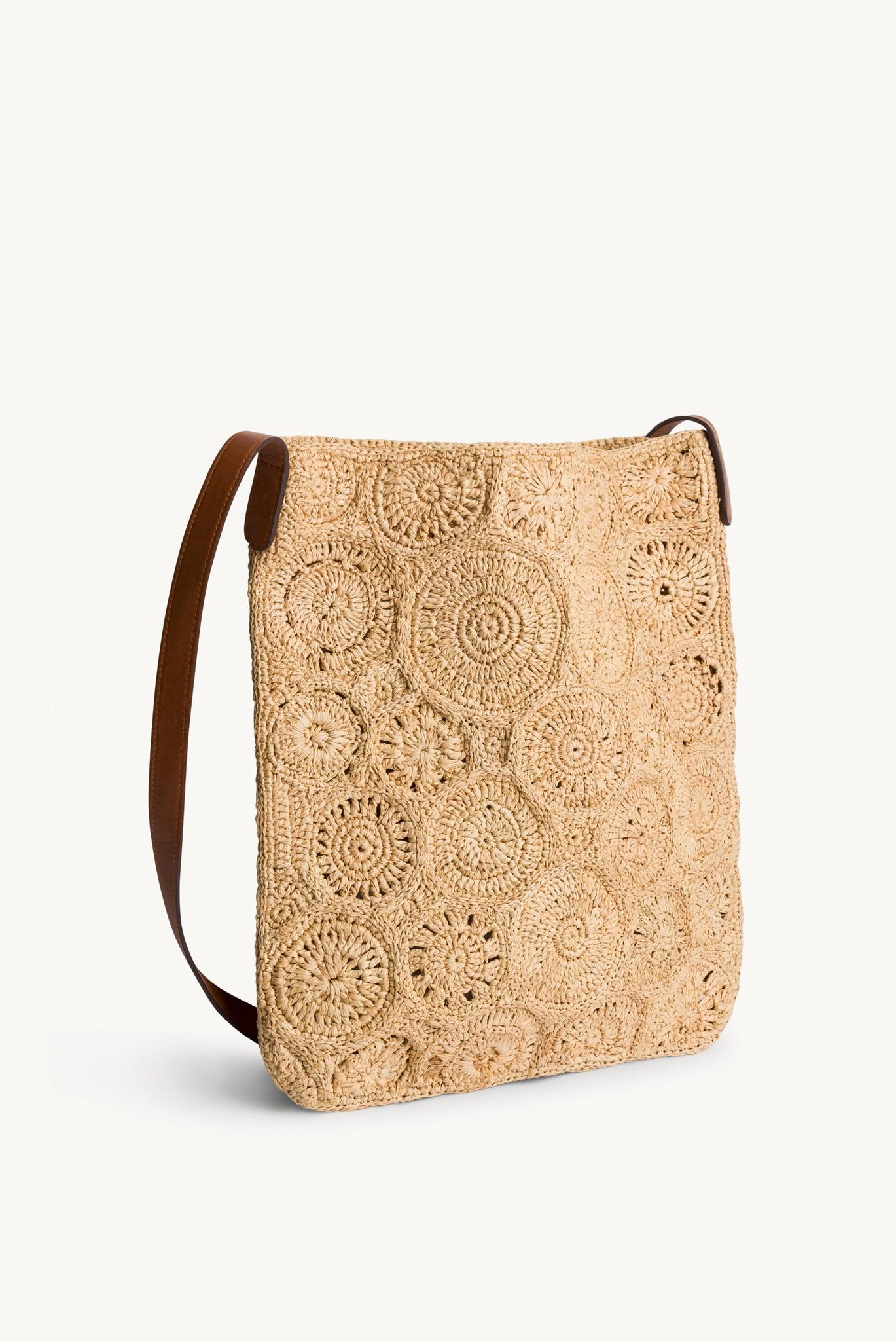 PANIER - Плетеная сумка-шоппер