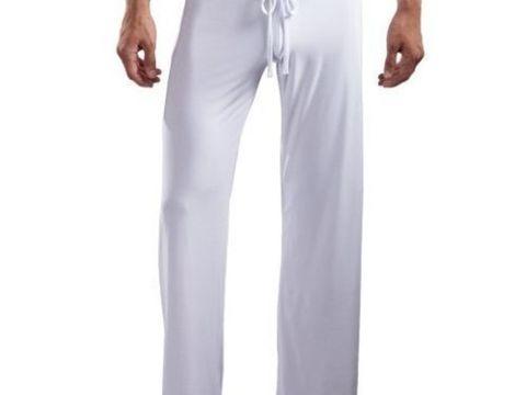 Мужские штаны домашние белые N2N Dream Lounge Pants White
