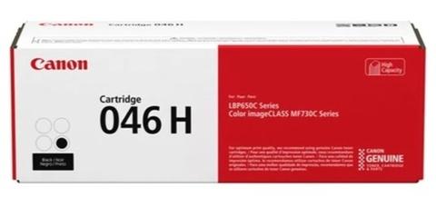 Оригинальный картридж Canon Cartridge 046 HBK 1254C002 черный