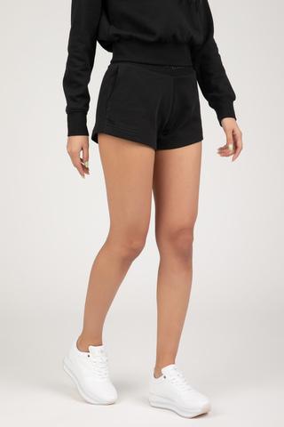 Женские шорты Calvin Klein LOGO TRIM KNIT SHORT