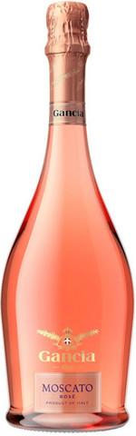 Игристое вино Gancia, Moscato Rose, 0.75 л