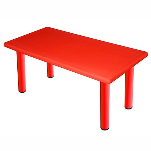 """Большой стол """"Королевский"""", пластиковый, цвет Красный"""