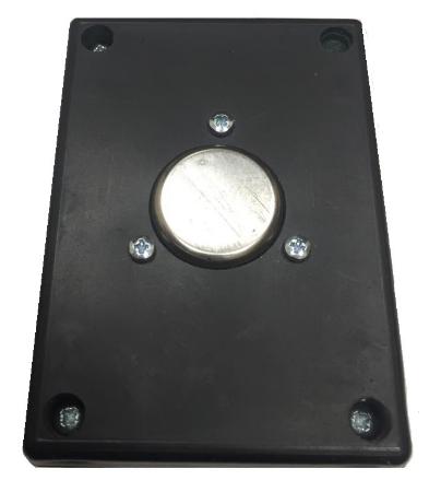 Термометр рельсовый ИТЦ50-1 вид сзади