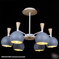 02204-0.3-06 GREY светильник потолочный