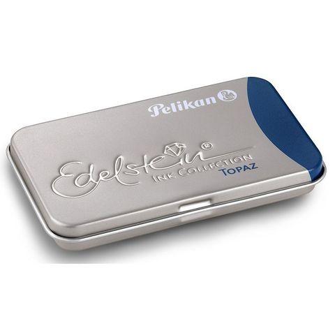 Картридж Pelikan Edelstein EIVT6 (PL339655) Topaz чернила для ручек перьевых (6шт)