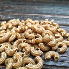 Рожки из зеленой чечевицы безглютеновые, 400 г