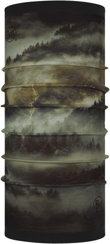 Шарф-труба с флисом двухсторонний Buff Polar Reversible Hollow Khaki фото 1