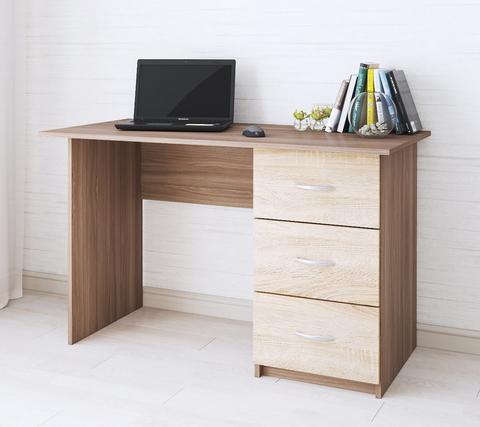 Письменный стол Сити-1 дуб сонома