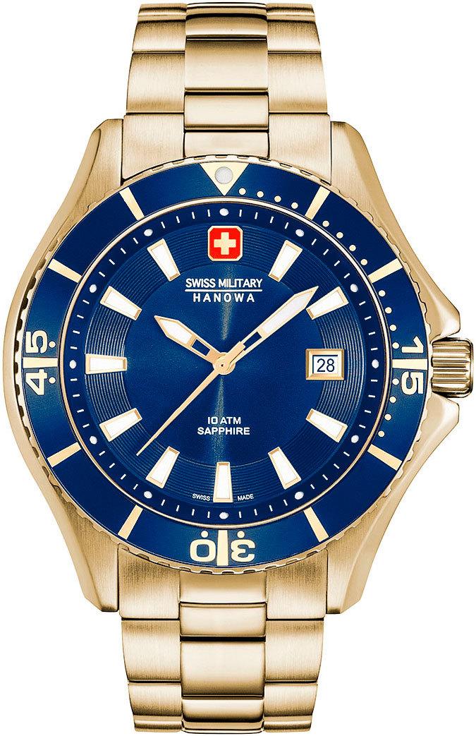 Часы мужские Swiss Military Hanowa 06-5296.02.003 Nautila