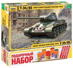 Советский средний танк «Т-34/85»