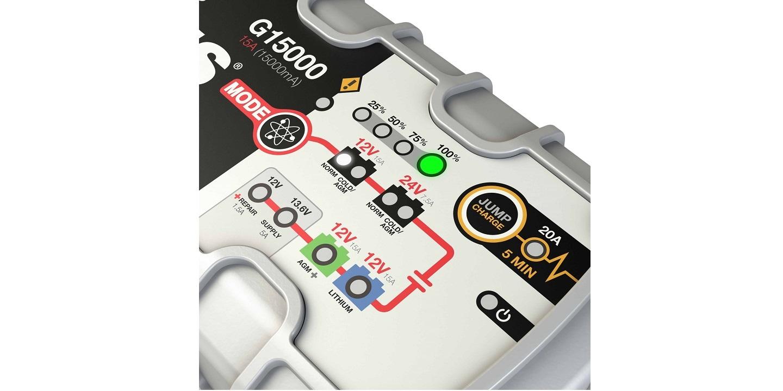 Пуско-зарядное устройство NOCO Genius G15000EU