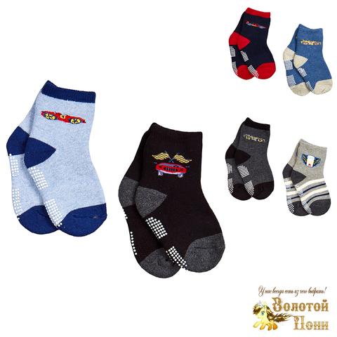 Носки махровые детские (1-2/3-4) 201118-Z-0541