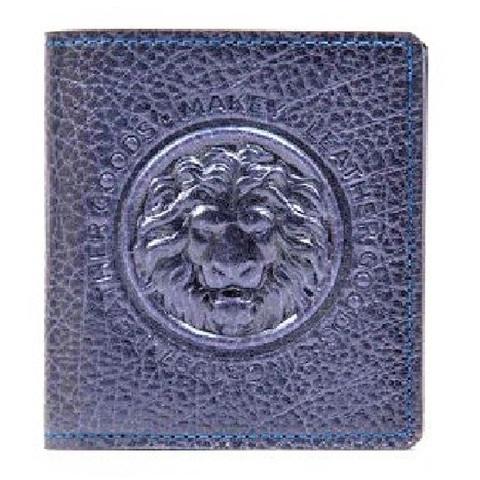 Кошелёк «Royal». Цвет синий