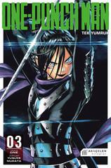 One-Punch Man Cilt 3-Tek Yumruk