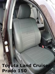 Чехлы на Toyota Land Cruiser Prado 150 2009–2017 г.в.