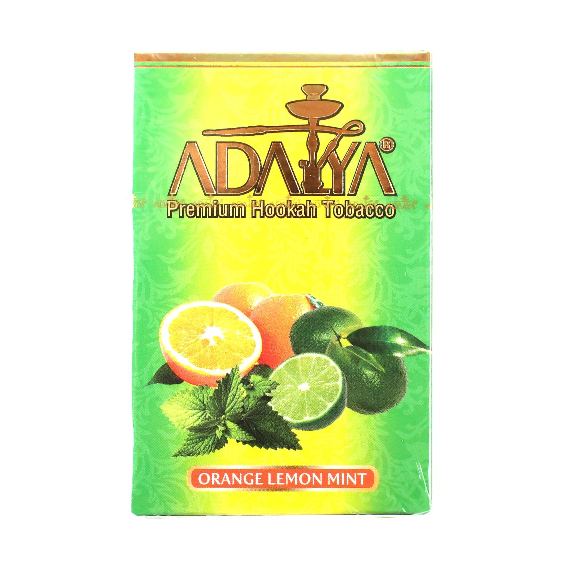 Табак для кальяна Adalya Orange Lemon Mint 50 гр