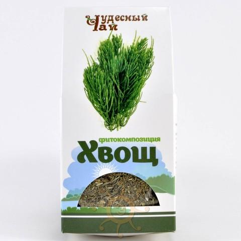 Хвощ трава сушеная Чудесный чай, 50г