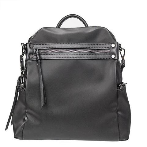 Рюкзак женский вертикально-прямоугольной формы