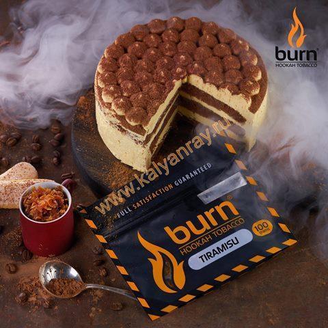 Burn Tiramisu