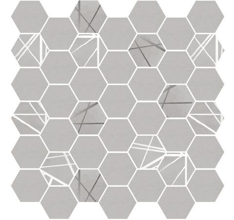 Мозаика Mosaic Baffin Gray Dark  297х316 мм (шт.)