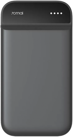 Зарядно-пусковое устройство Power Bank 11100mAh 12V Xiaomi 70mai jump starter (Midrive PS01) GLOBAL, черный