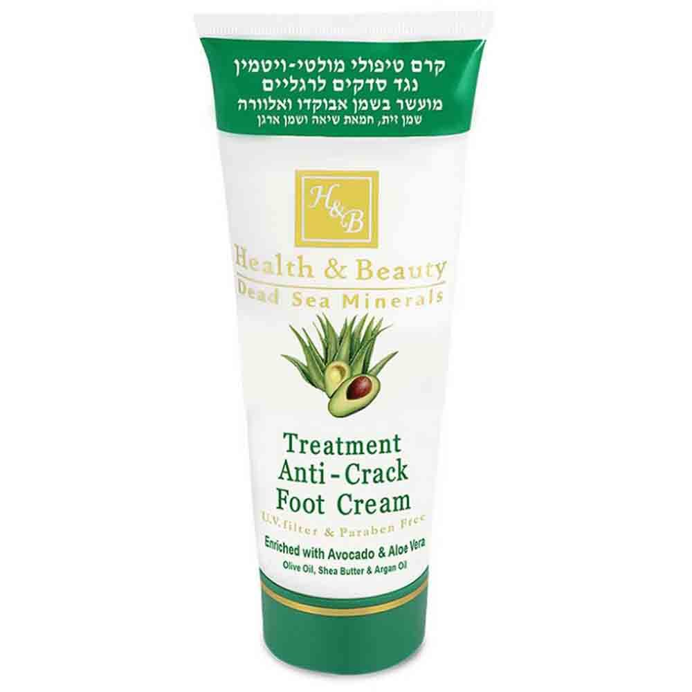 Крем для ног Treatment Anti-Crack Foot Cream