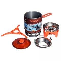 Система для приготовления пищи Tramp 0.8л, оранжевый - 2