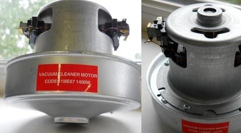 Двигатель пылесоса Samsung 11ME67