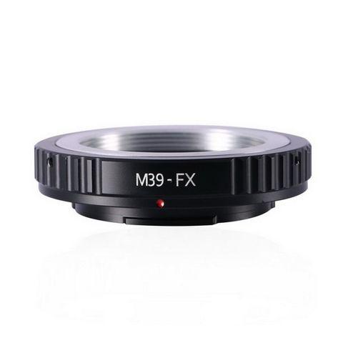 Переходник M39 на Fujifilm FX