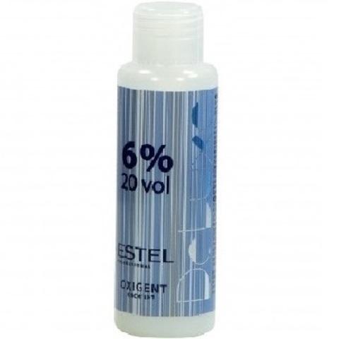 Оксигент Estel De Luxe 6%, 60 мл
