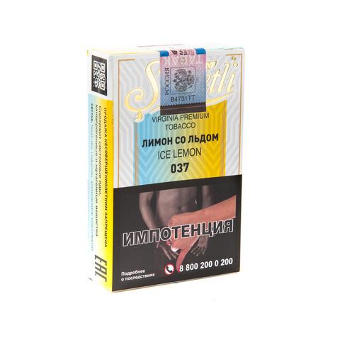 Табак Serbetli Ice Lemon (Лимон Лед) 50 г