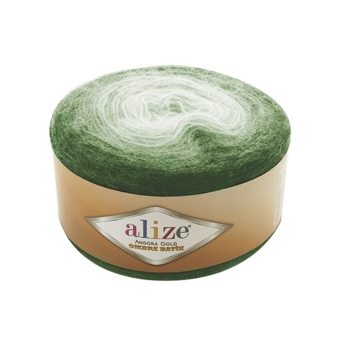 Пряжа Alize Angora Gold Ombre Batik цвет 7297