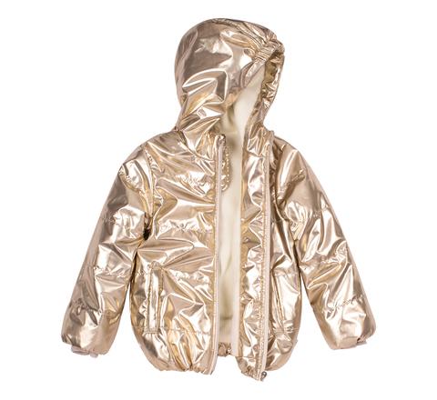 КТ226 Куртка для девочки утепленная