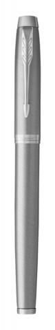 Перьевая ручка Parker IM Stainless Steel CT123