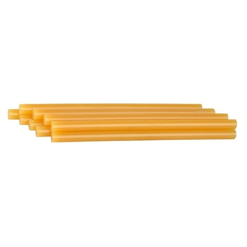 STAYER Yellow желтые клеевые стержни, d 11 мм х 200 мм 40 шт. 0,8 кг.