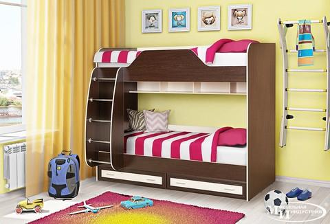 Кровать-чердак ДН-84