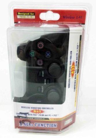 Геймпад GamePrince беспроводной, PC/PS2/3 2*AAA