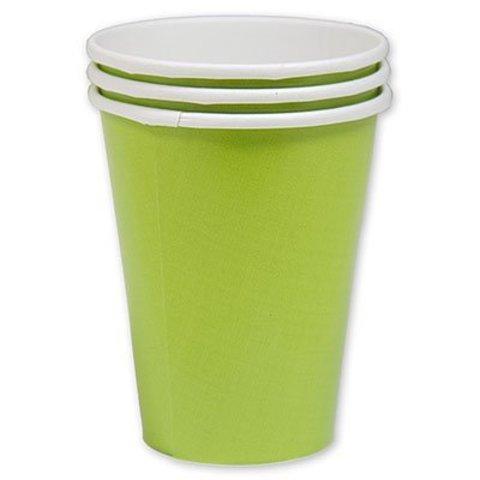 Стакан Kiwi Green 266мл 8шт/A