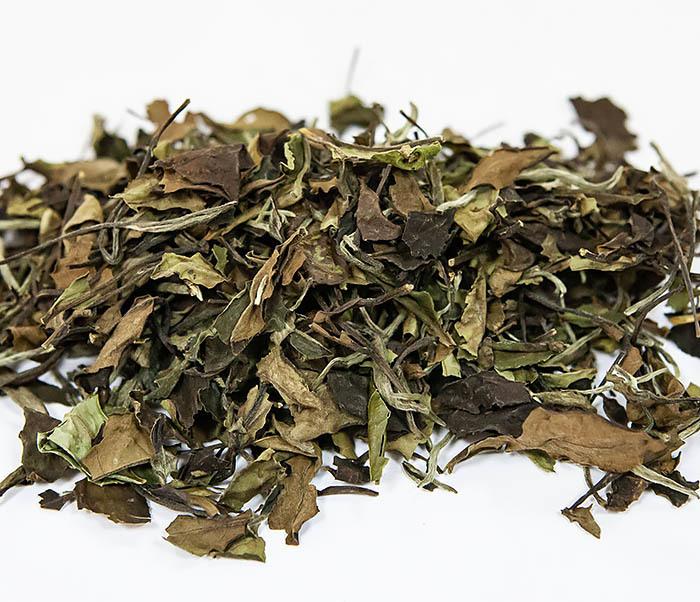 TEA-CH133 Китайский белый чай «Брови долголетия» (Шоу Мэй, 50 гр) фото 02